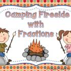 Camping Fireside with Fractions