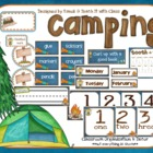 Camping Theme {Organization & Decor)