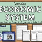 Canada's Economy - Interactive Notes and Activities