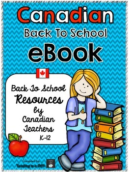 Canadian Back To School eBook