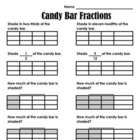 Candy Bar Fractions