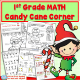 Candy Cane Corner MATH Learning Center Common Core Aligned