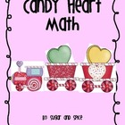 Candy Heart Graphing, Measuring, and More