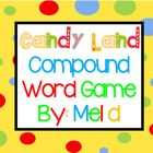 Candy Land Compound Word Game