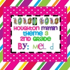 Candy Land Houghton Mifflin Theme 3-Grade 2 Game
