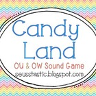Candy Land OU/OW Game