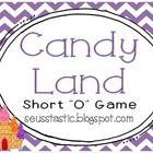 "Candy Land Short ""O"" Game"