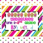 Candy Land Treasures Unit 2-Grade 2