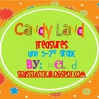Candy Land Treasures-Unit 5-Grade 2