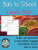 Candy Math and Science Back to School Fun