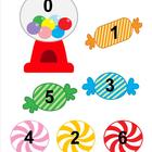 Candy Number Counting