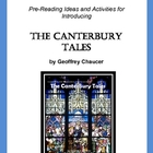 Canterbury Tales Pre-Reading Pack