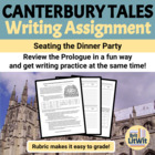 Canterbury Tales Seating Arrangement
