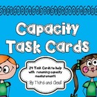 Capacity Task Cards & Scoot