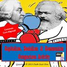 Capitalism, Socialism and Communism Comparison Activity