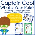 Captain Cool, What's your Rule?