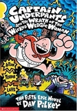 Captain Underpants and the Wrath of the Wicked Wedgie Woma