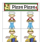 Card Matching- Pizza Style