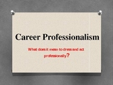 Career Professionalism