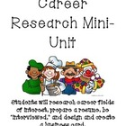 Career Research Mini-Unit