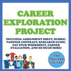 Careers Project Materials