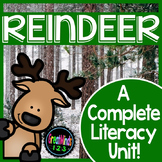 Reindeer / Caribou Informational Text {Non-Fiction Common