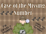 Case of the Missing Number: Solving for Unknown Numbers ma