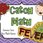 Common Core Math Games K-2: Catch Math Fever