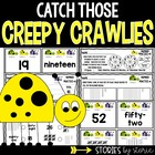 Catch Those Creepy Crawlies - A Math Game