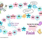 Catch a Butterfly Primer Sight Word Game