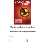 Catching Fire Reading Test