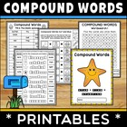 Catchy Compound Words Practice Mini-Workbooks