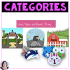 Category Catch-All Speech therapy special education autism