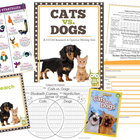 Cats vs. Dogs: A Common Core Research Persuasive Opinion A