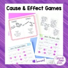 Cause & Effect Games!