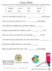 Cause & Effect Worksheets
