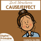 Cause and Effect [Nonfiction Text Structures Series]