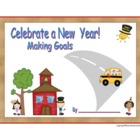 Celebrate a New Year Making Goals