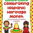 Celebrating Hispanic Heritage Month:  Grades 2-3