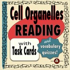 Cell Organelles Independent Reading and Vocabulary Review