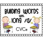 Center - Building Words with Long Vowels CVCe
