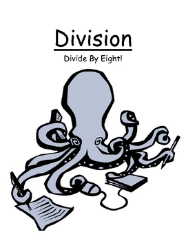 Division Center Game - Divide By Eight