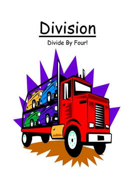 Division Center Game - Divide By Four