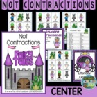 Not Contractions Center Game