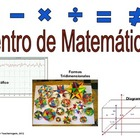 Spanish Language Literacy Center Sign: Centro de Matamaticas