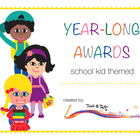 Certificate Templates - School Kid Theme