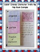 Cesar Chavez Interactive Notebook Activities (Historical P