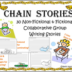 Chain Stories: 15 Non-Fictional and Fictional Collaborativ
