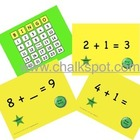 Chalkspot Counting On: Plus 1, Addition Facts Bingo: Power Point