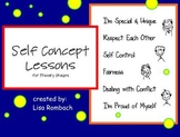 Character Education Self Concept SmartBoard Lessons
